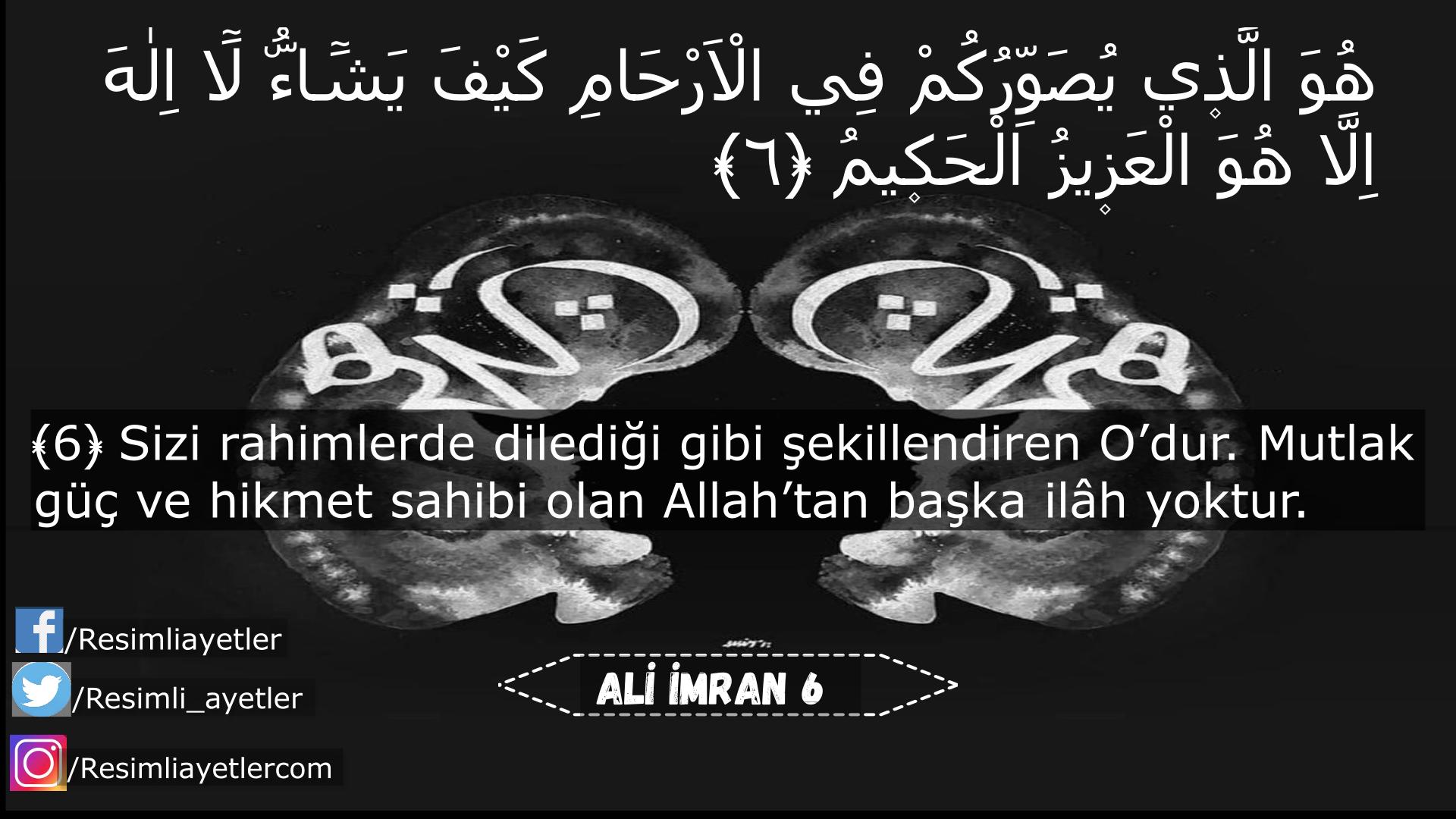 Ali İmran 6