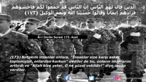 Âl-i İmrân Suresi 173. ayet