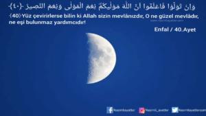 Ali İmran Suresi  40.ayeti